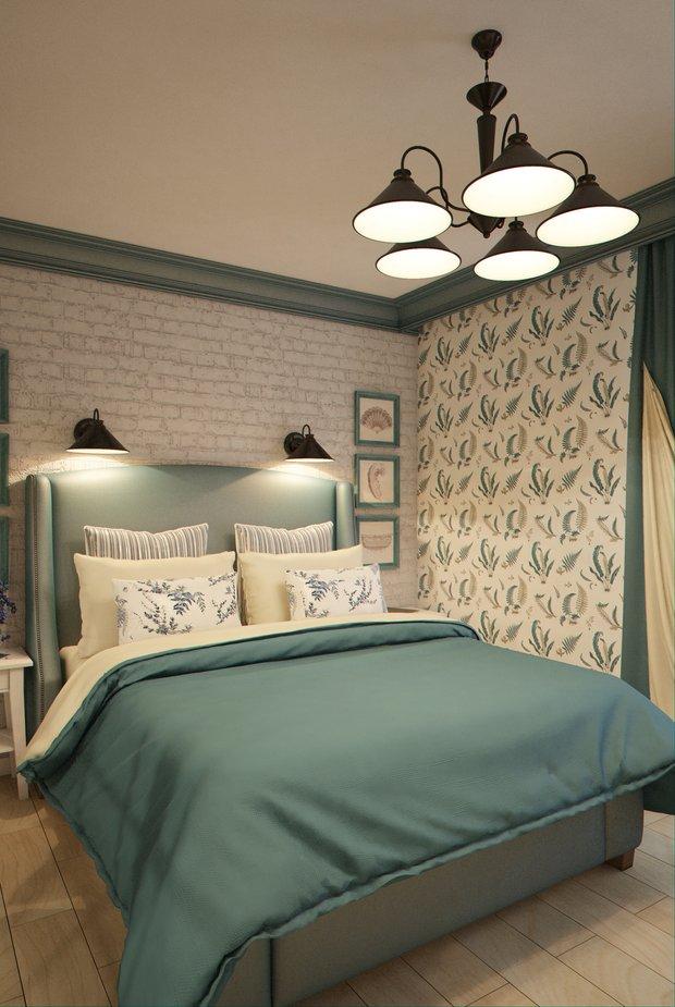 Фотография: Спальня в стиле , Квартира, Gramercy Home, Дома и квартиры, IKEA, Проект недели – фото на INMYROOM