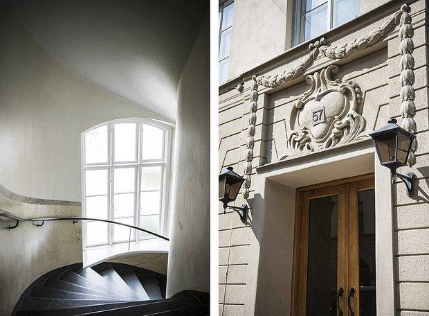 Фотография:  в стиле , Скандинавский, Современный, Декор интерьера, Квартира, Студия, Белый, Минимализм, Черный, до 40 метров – фото на INMYROOM