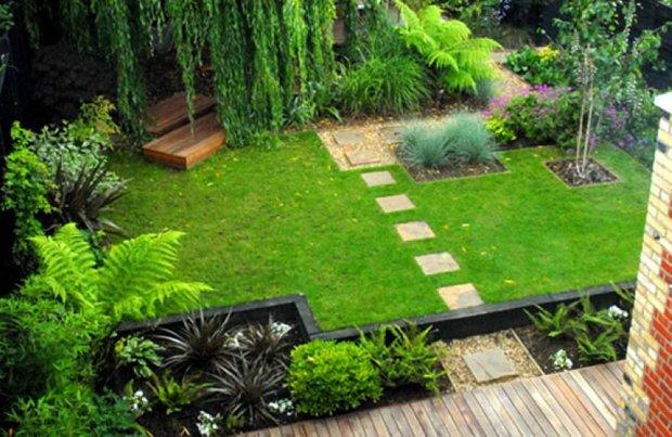 Фотография: Ландшафт в стиле Современный, DIY, Малогабаритная квартира, Квартира, Дома и квартиры, Дача – фото на INMYROOM