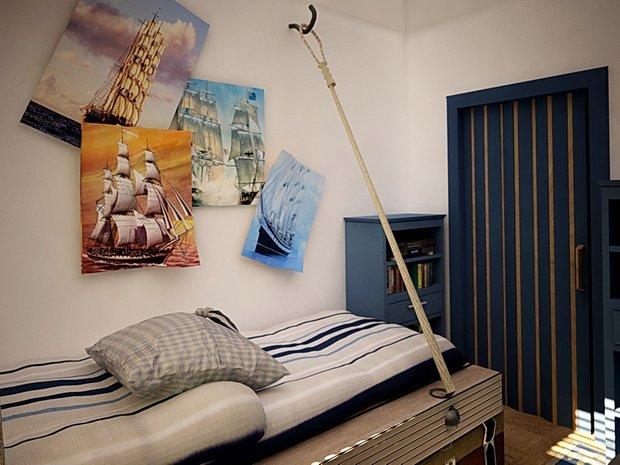 Фотография: Детская в стиле Современный, Кухня и столовая, Дом, Дома и квартиры – фото на InMyRoom.ru