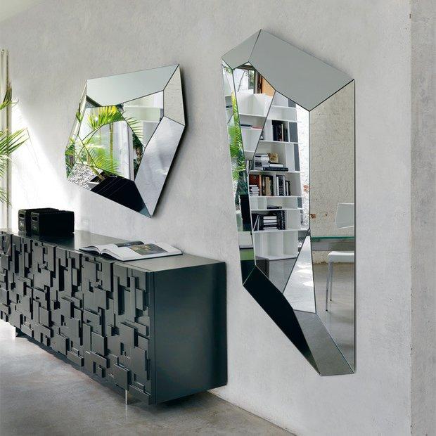Фотография: Декор в стиле Лофт, Декор интерьера, Декор дома, Зеркала – фото на INMYROOM