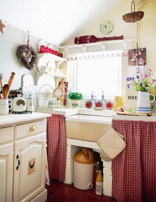 Фотография: Кухня и столовая в стиле Прованс и Кантри, Скандинавский, Современный, Интерьер комнат, Тема месяца – фото на INMYROOM