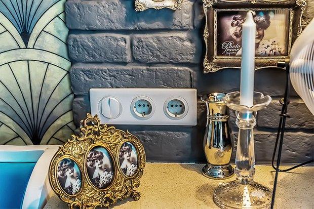 Фотография: Декор в стиле Прованс и Кантри, Спальня, Декор интерьера, Интерьер комнат, Ар-деко – фото на INMYROOM