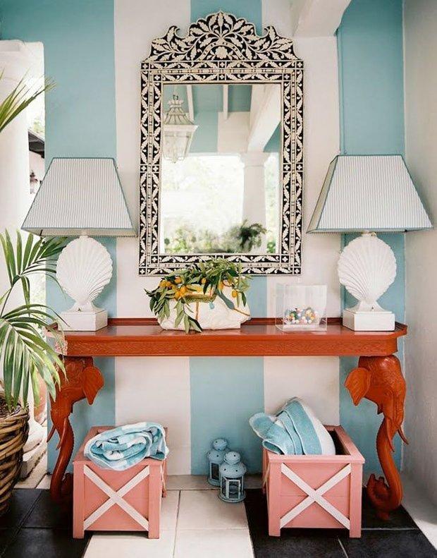 Фотография: Мебель и свет в стиле Эклектика, Декор интерьера, Дизайн интерьера, Декор, Цвет в интерьере – фото на INMYROOM