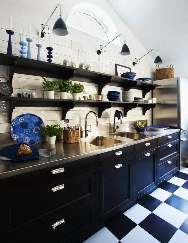 Фотография: Кухня и столовая в стиле Лофт, Декор интерьера, Интерьер комнат – фото на INMYROOM