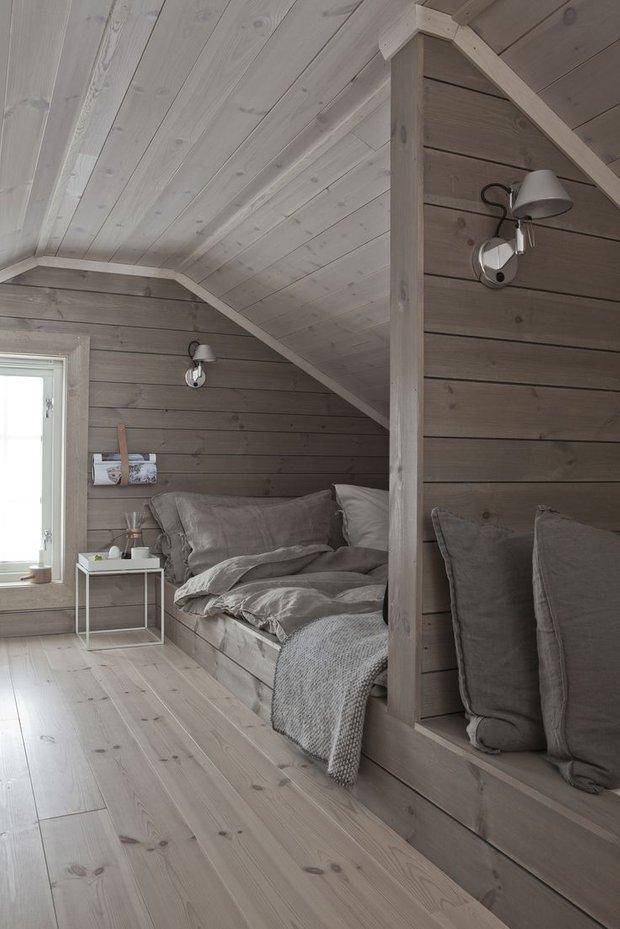 Фотография: Спальня в стиле Эко, Дом, Советы, Юлия Веселова – фото на INMYROOM