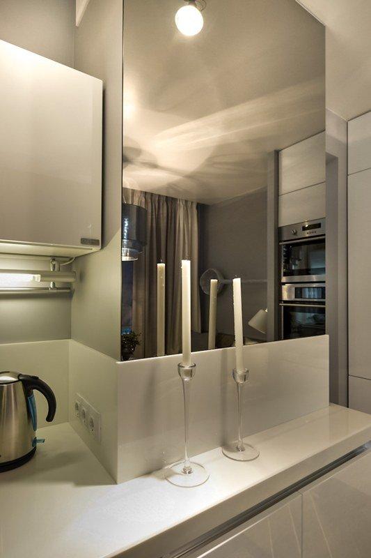 Фотография: Кухня и столовая в стиле Современный, Хай-тек, Декор интерьера, Интерьер комнат, Проект недели – фото на INMYROOM