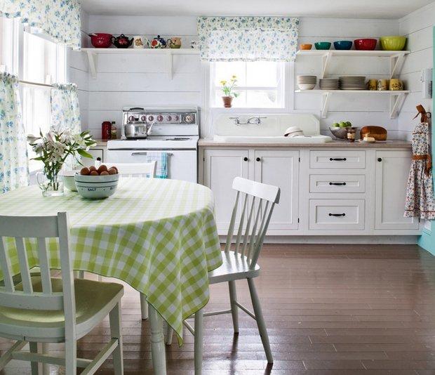 Фотография: Кухня и столовая в стиле Прованс и Кантри, Советы, Finish – фото на INMYROOM