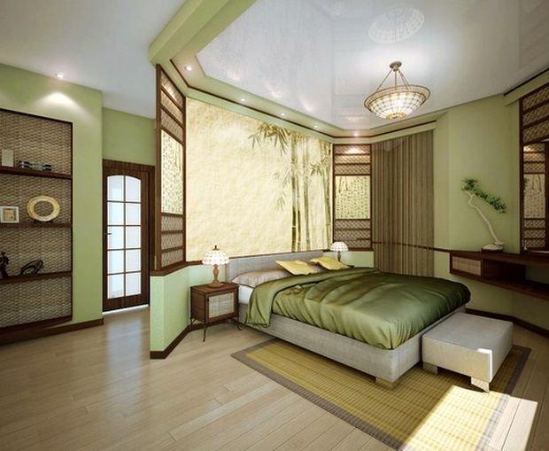 Фотография: Спальня в стиле Восточный, Декор интерьера, Квартира, Дом, Декор, Зеленый – фото на INMYROOM