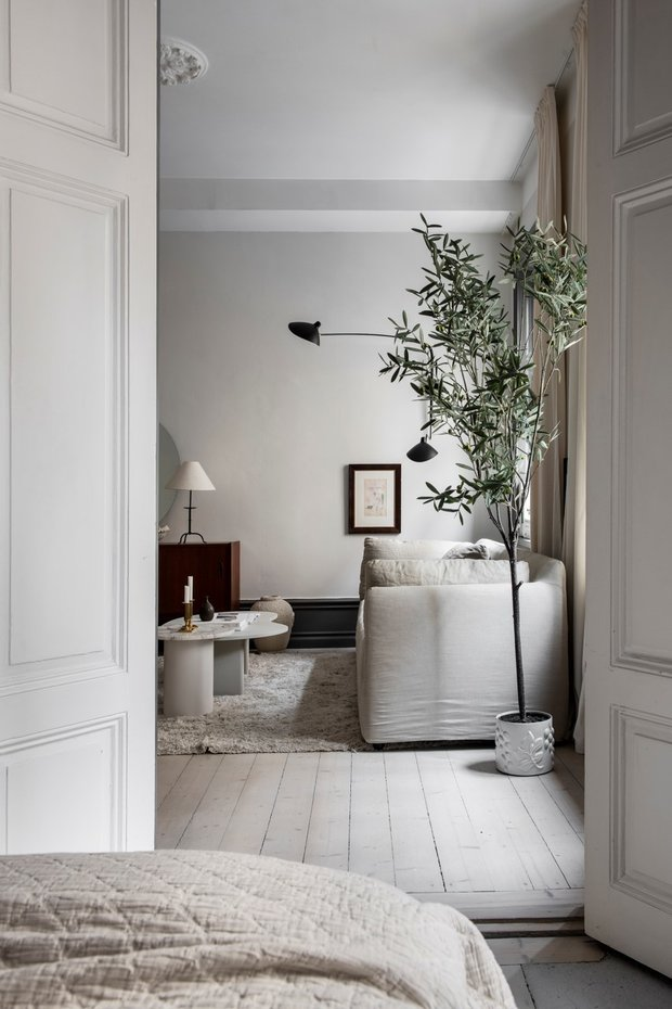 Фотография: Гостиная в стиле Скандинавский, Декор интерьера, Минимализм, 2 комнаты, 40-60 метров – фото на INMYROOM