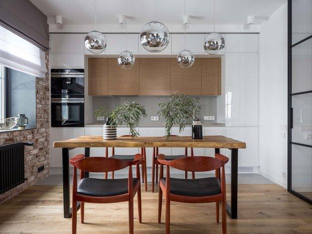 Фотография: Кухня и столовая в стиле Лофт, Современный, Советы, Legrand – фото на INMYROOM