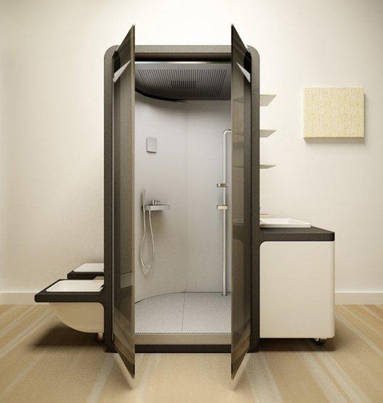 Фотография: Спальня в стиле Современный, Ванная, Декор интерьера, Интерьер комнат – фото на INMYROOM