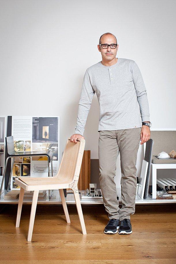 Фотография: Кухня и столовая в стиле Современный, Интервью, Loufen – фото на INMYROOM