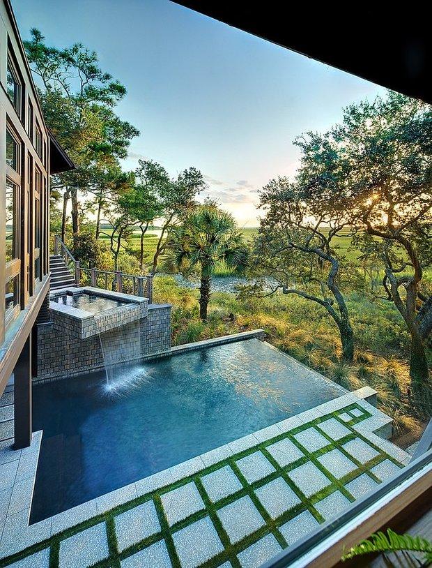 Фотография: Балкон, Терраса в стиле , Дом, Дома и квартиры, Дача – фото на INMYROOM