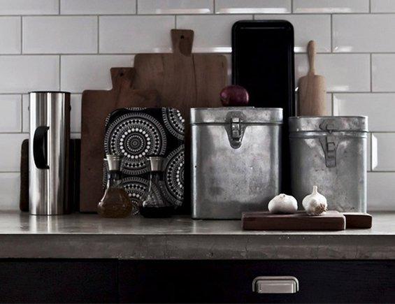 Фотография: Аксессуары в стиле Скандинавский, Кухня и столовая, Декор интерьера, Декор дома – фото на INMYROOM