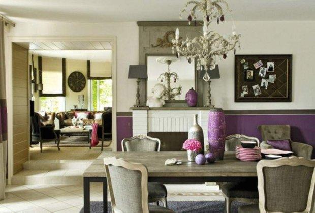 Фотография: Кухня и столовая в стиле Прованс и Кантри, Декор интерьера, Декор дома, Зеркала – фото на INMYROOM
