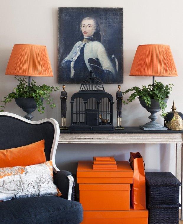 Фотография: Декор в стиле Классический, Современный, Эклектика, Декор интерьера, Декор дома, Цвет в интерьере – фото на INMYROOM