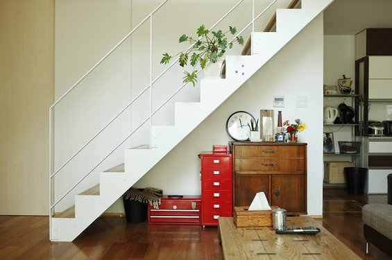 Фотография: Мебель и свет в стиле Скандинавский, Дом, Дома и квартиры, Япония – фото на InMyRoom.ru