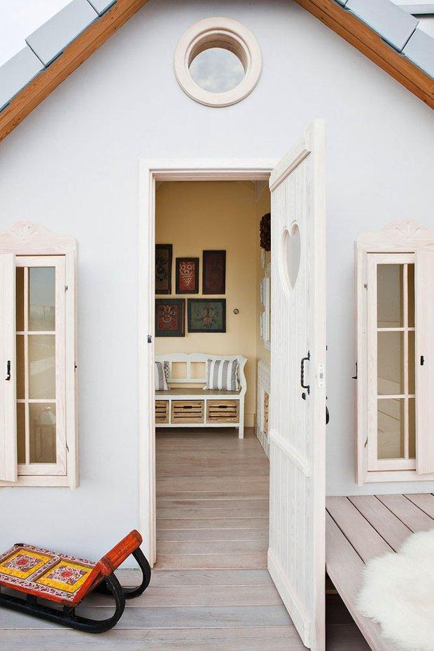 Фотография:  в стиле Современный, Квартира, Дома и квартиры, Интерьеры звезд – фото на INMYROOM