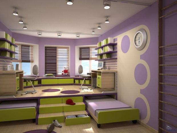 Фотография: Спальня в стиле Современный, Детская, Декор интерьера, Квартира, Дом, Планировки, Декор, Советы – фото на INMYROOM