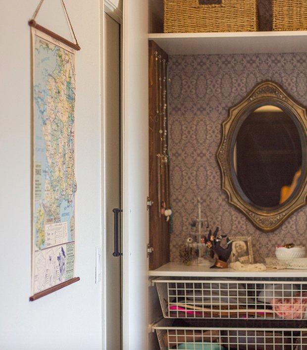 Фотография: Декор в стиле Прованс и Кантри, Спальня, Эклектика, Декор интерьера, Малогабаритная квартира, Аксессуары, Переделка, Эко – фото на INMYROOM