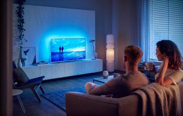 Фотография:  в стиле , Советы, Samsung, телевизор, Ambilight, уютный дом – фото на INMYROOM