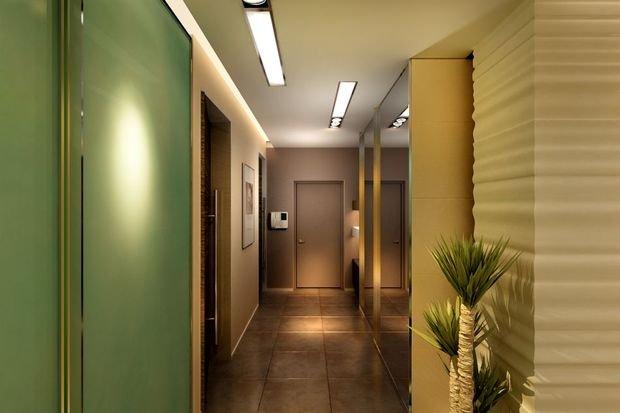 Фотография: Гостиная в стиле Современный, Прихожая, Декор интерьера, Малогабаритная квартира, Квартира, Дом – фото на INMYROOM