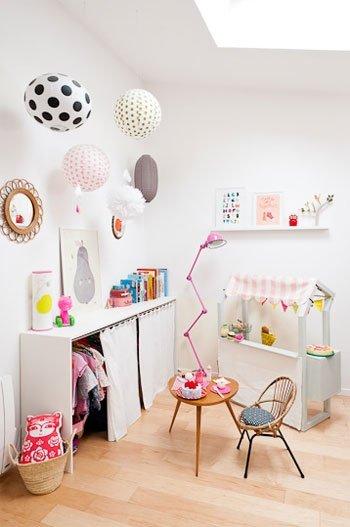 Фотография: Детская в стиле Скандинавский, Современный, Декор интерьера, DIY, Мебель и свет, IKEA – фото на INMYROOM