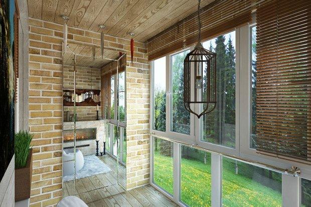 Фотография: Ванная в стиле Лофт, Балкон, Декор интерьера, Советы – фото на INMYROOM