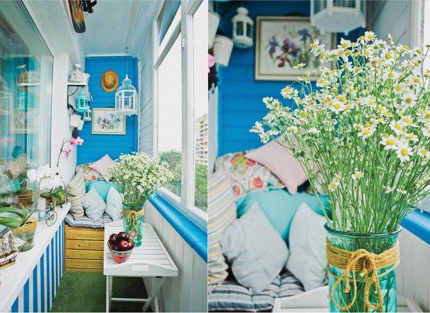 Фотография:  в стиле , Балкон, Гид – фото на InMyRoom.ru