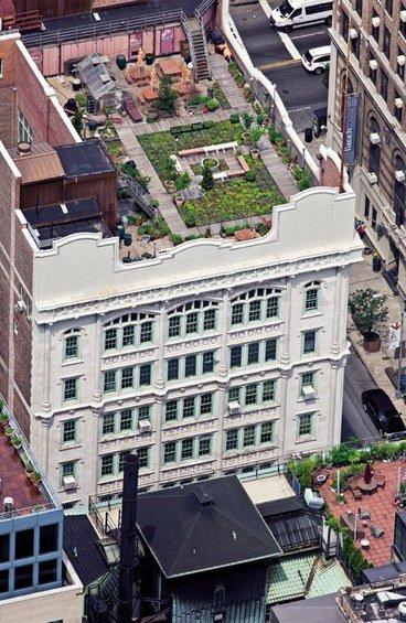 Фотография: Гостиная в стиле Современный, Дома и квартиры, Городские места, Нью-Йорк – фото на INMYROOM