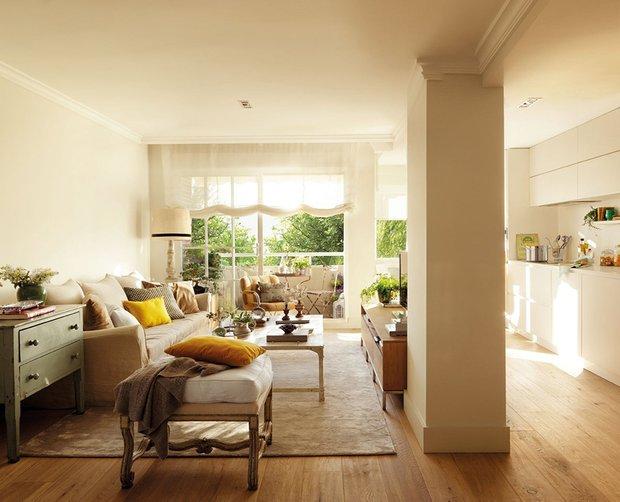 Фотография: Гостиная в стиле Прованс и Кантри, Декор интерьера, Декор, Советы – фото на INMYROOM