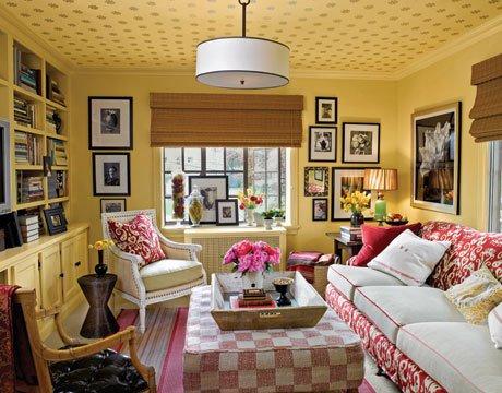 Фотография: Гостиная в стиле Прованс и Кантри, Декор интерьера, Квартира, Дом, Декор дома – фото на INMYROOM
