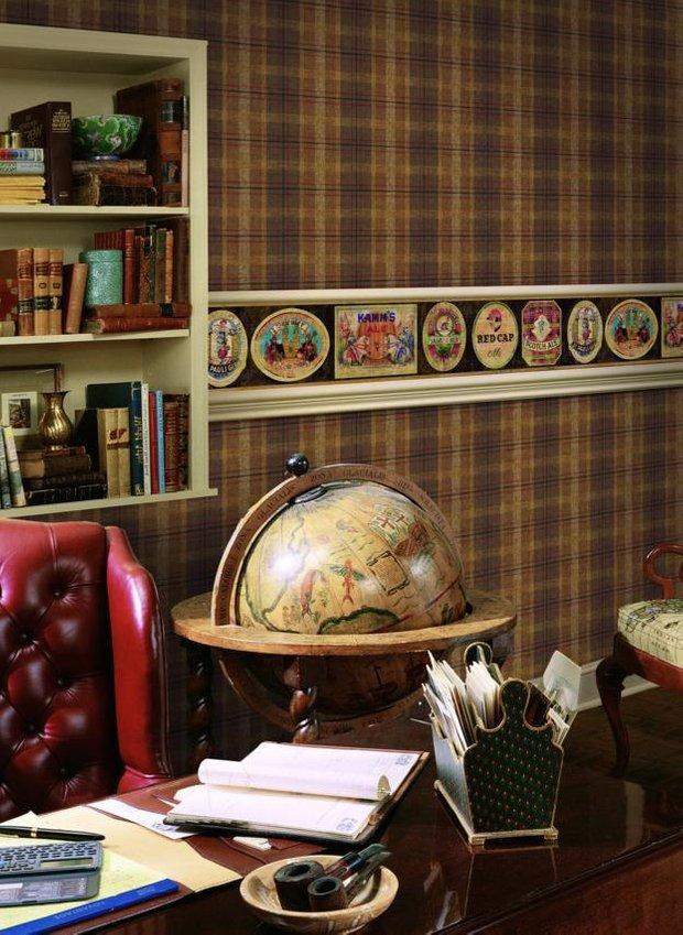 Фотография: Офис в стиле Прованс и Кантри, Классический, Современный, Декор интерьера, Декор дома, Подушки, Плед – фото на INMYROOM