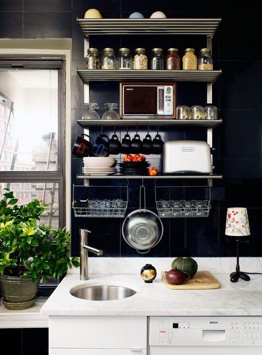 Фотография: Кухня и столовая в стиле Лофт, Советы, уборка – фото на INMYROOM