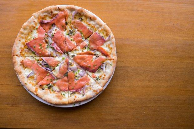 Фотография:  в стиле , Обзоры, Пицца, Итальянская кухня – фото на INMYROOM