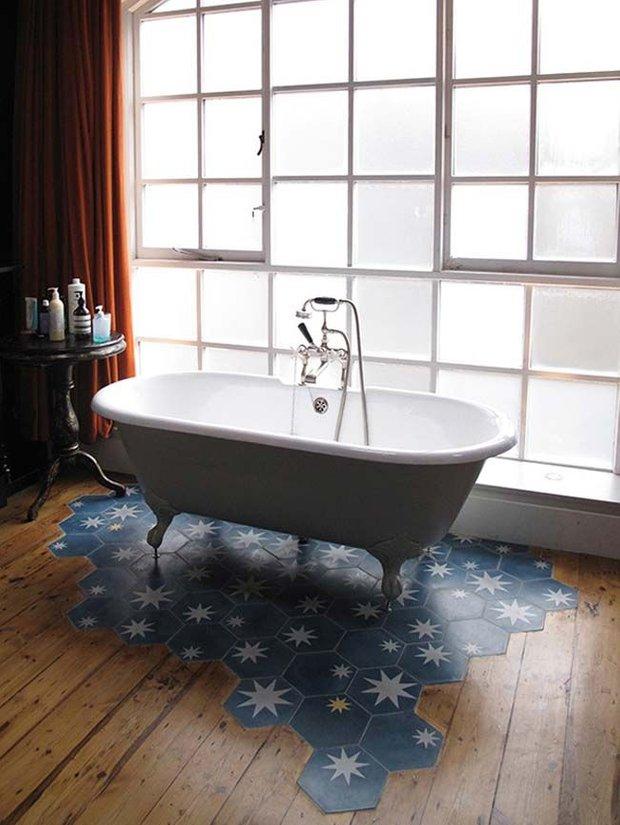 Фотография: Ванная в стиле Прованс и Кантри, Дом, Советы, Юлия Веселова – фото на INMYROOM