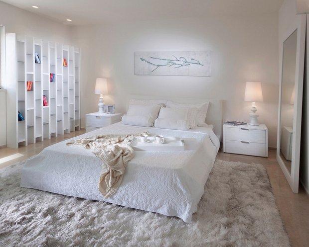 Фотография: Спальня в стиле Современный, Декор интерьера, Текстиль, Декор, Текстиль – фото на INMYROOM