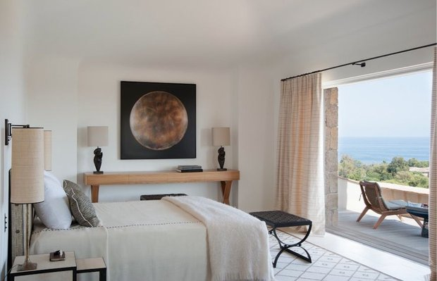 Фотография: Спальня в стиле Эко, Гид, Жан-Луи Денио – фото на INMYROOM