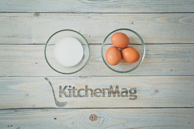 Фотография:  в стиле , Завтрак, Жарить, Кулинарные рецепты, Легкий завтрак, 15 минут, Готовит KitchenMag, Европейская кухня, Просто, Яйца – фото на INMYROOM