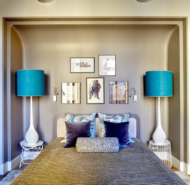 """Фотография: Спальня в стиле Современный, Классический, Дизайн интерьера, Проект недели, Школа """"Детали"""" – фото на INMYROOM"""