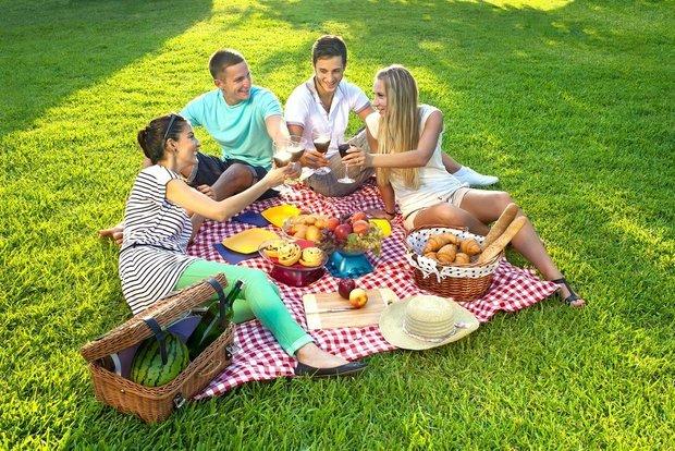Фотография:  в стиле , Пикник, Обзоры, Лето – фото на INMYROOM