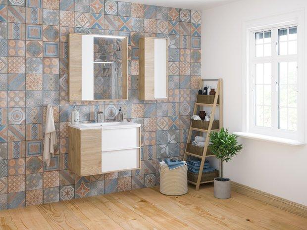 Фотография: Ванная в стиле Скандинавский, Декор интерьера, Aquaton – фото на INMYROOM