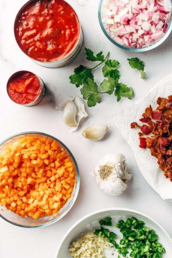 Фотография:  в стиле , Основное блюдо, Тушение, Фарш, Кулинарные рецепты, 1 час, Мексиканская кухня, Просто, Фасоль – фото на INMYROOM