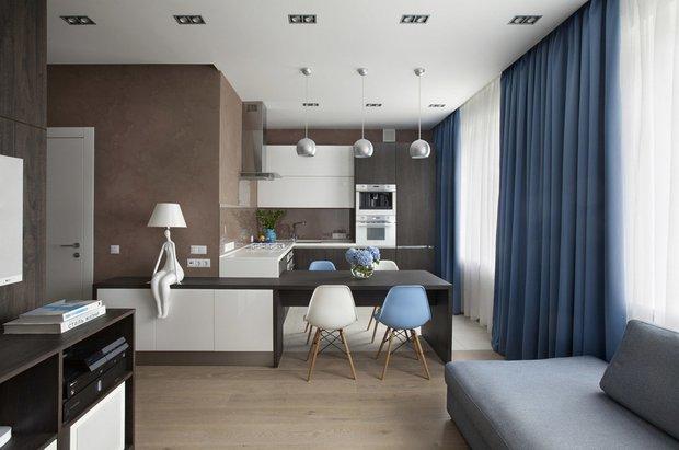 Дизайн: архитектор Антонина Синчугова
