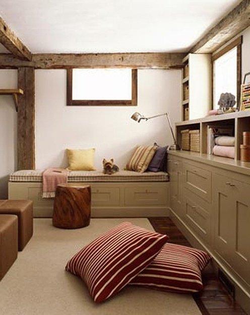 Фотография: Гостиная в стиле Скандинавский, Кухня и столовая, Дизайн интерьера – фото на INMYROOM