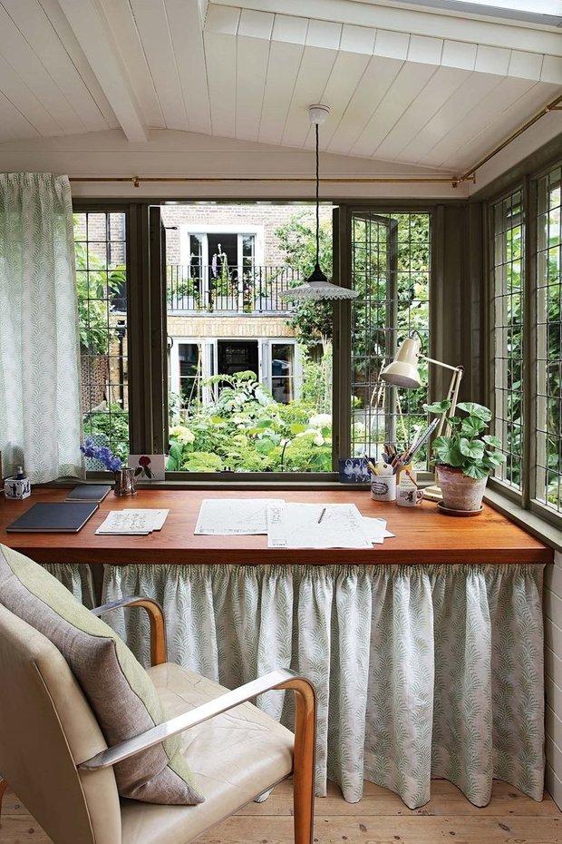 Фотография: Кабинет в стиле Прованс и Кантри, Декор интерьера, Дом, Дача – фото на INMYROOM