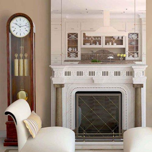 Фотография: Гостиная в стиле Прованс и Кантри, Декор интерьера, Часы, Декор дома – фото на INMYROOM