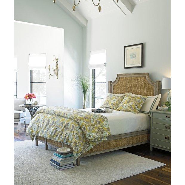 Фотография: Спальня в стиле Прованс и Кантри, Дизайн интерьера, Морской – фото на INMYROOM