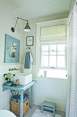 Фотография: Ванная в стиле Скандинавский, Декор интерьера, Хранение, Интерьер комнат, Советы – фото на INMYROOM